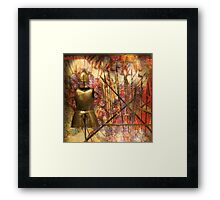 Armour; Knights Of St John Framed Print