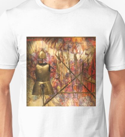 Armour; Knights Of St John Unisex T-Shirt