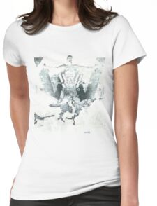 westworld film Womens Fitted T-Shirt