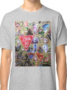 Zelda 30th Anniversary  Classic T-Shirt