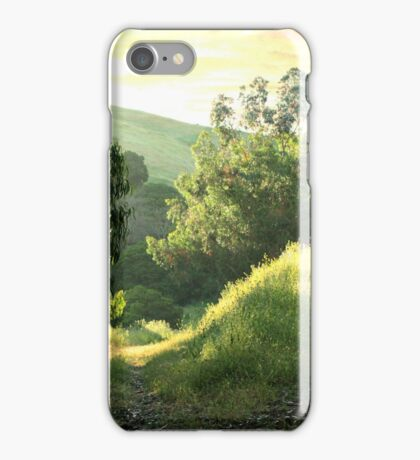 Oh What a Beautiful Morning iPhone Case/Skin