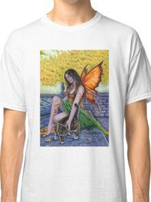Autumn Fairy Classic T-Shirt