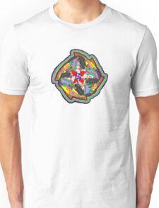 Spanish Mandala Unisex T-Shirt