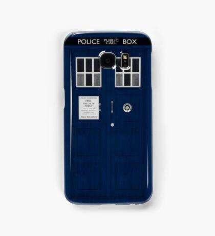 TARDIS Samsung Galaxy Case/Skin