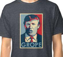 President Donald Trump 2016 Grope Classic T-Shirt