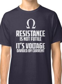 Funny Electrician Classic T-Shirt