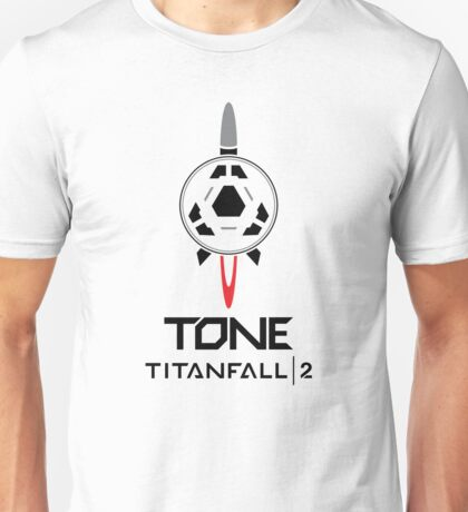 Titanfall 2 - Tone (Black) Unisex T-Shirt