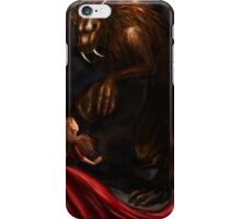 Beauty Meets the Beast iPhone Case/Skin