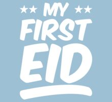 MY FIRST EID  Baby Tee