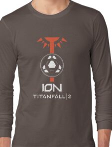 Titanfall 2 - Ion (White) Long Sleeve T-Shirt
