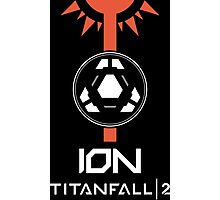 Titanfall 2 - Ion (White) Photographic Print