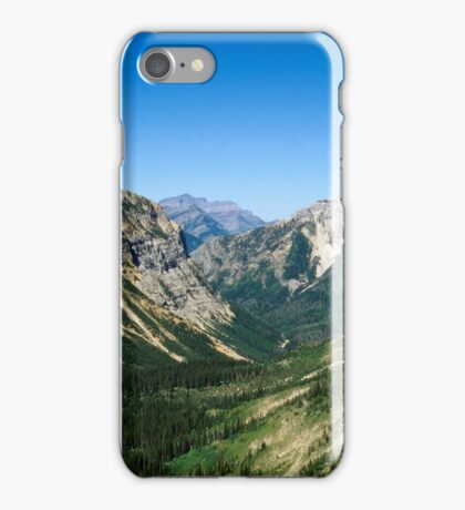 Waterton Lakes National Park iPhone Case/Skin