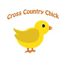 Cross country Chick by Eggtooth