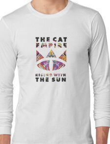 the cat empire - rising with the sun Long Sleeve T-Shirt