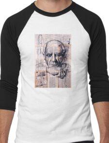 Pablo Picasso Men's Baseball ¾ T-Shirt