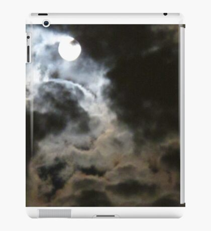 Gothic moon iPad Case/Skin