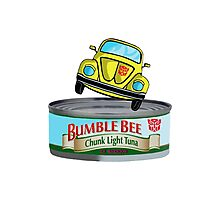 Transformers G1 Bumblebee Tuna Photographic Print