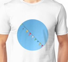 Colorful and minimal party  Unisex T-Shirt