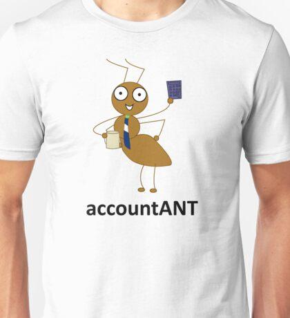 accountANT Deloitte Unisex T-Shirt