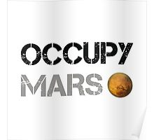 Occupy Mars Poster