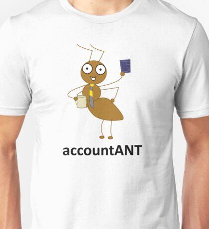 accountANT EY Unisex T-Shirt