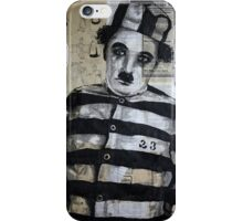 Charles Chaplin iPhone Case/Skin