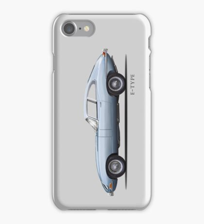 The 1965 E-Type iPhone Case/Skin