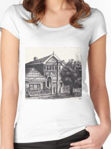 342 Annandale Road, Annandale Women's Fitted Scoop T-Shirt