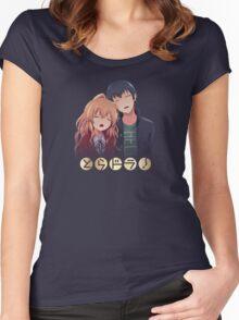 Toradora Women's Fitted Scoop T-Shirt