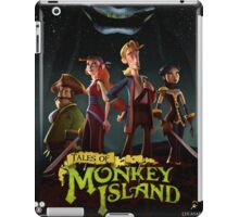 Monkey Island 5  iPad Case/Skin