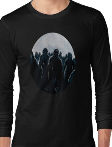 Zombies (Are Hip Again) Long Sleeve T-Shirt
