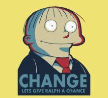Ralph Wiggum for President 2016 One Piece - Short Sleeve