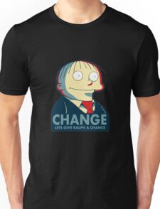 Ralph Wiggum for President 2016 Unisex T-Shirt