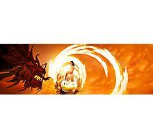 Dragon Slayer Photographic Print