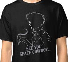 Cowboy Bebop See You Classic T-Shirt
