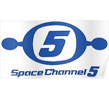 Space Channel 5 Poster