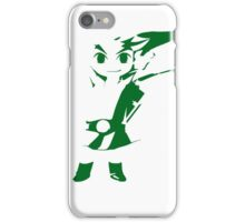 Link: Zelda Wind Waker iPhone Case/Skin
