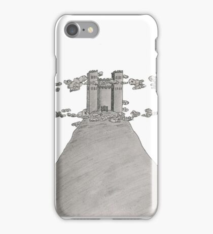 High Top Hill iPhone Case/Skin