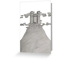 High Top Hill Greeting Card