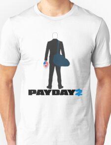 Payday 2-Dallas-Black T-Shirt