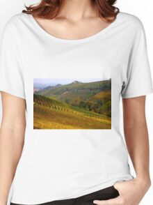 Vineyards of Barolo Women's Relaxed Fit T-Shirt