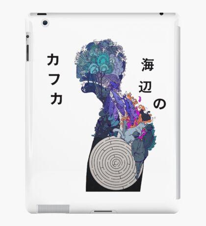 Kafka on the shore - Illustration Merch iPad Case/Skin
