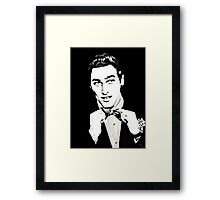 Bow Tie Kendall Framed Print