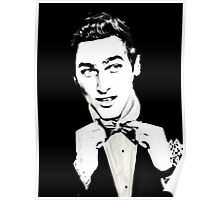 Bow Tie Kendall Poster
