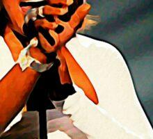 Whitney Houston  Sticker