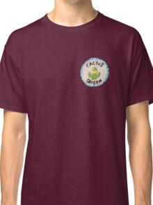 Cactus Queen Classic T-Shirt