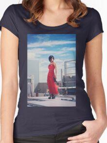 Ada Wong Women's Fitted Scoop T-Shirt