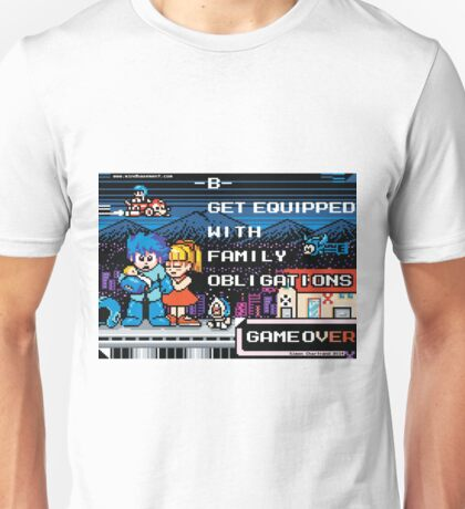 Family Obligations T-Shirt