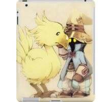 Vivi & Chocobo iPad Case/Skin