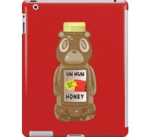 "Bound 2 - ""Uh Huh Honey"" iPad Case/Skin"
